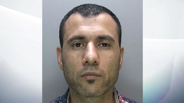 Jamshid Piruz was convicted of murder in the Netherlands in 2007
