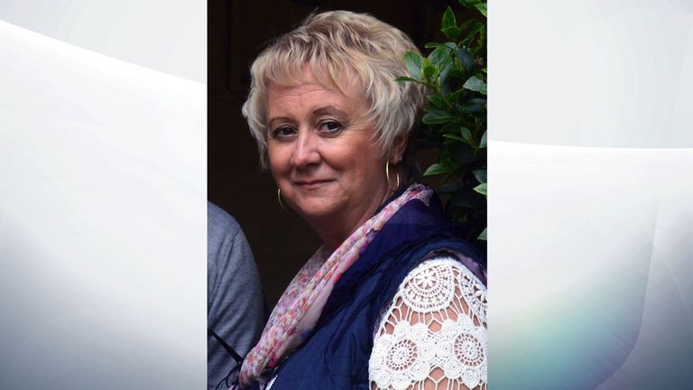 Claire Windass, 54, was among the 30 Britons killed