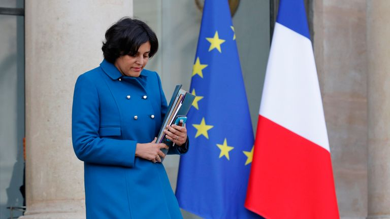French Labour Minister Myriam El Khomri introduced the measure
