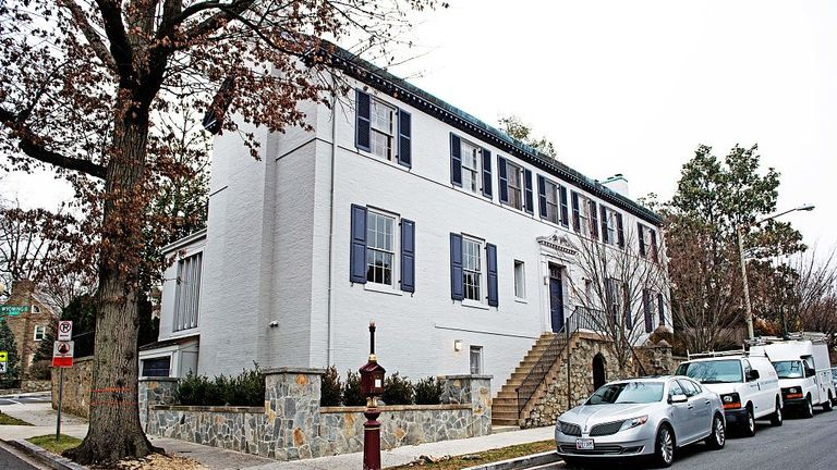 Ivanka Trump, Jared Kushner and family will move into a house in DC's Kalorama