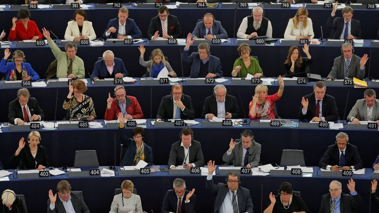The European Parliament has become increasingly powerful in recent years