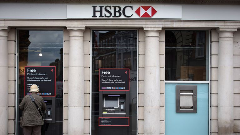 HSBC, Barclays and TSB customers hit by latest digital banking