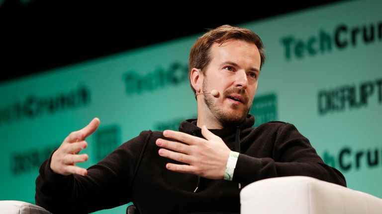 Taavet Hinrikus, the chief executive and co-founder of TransferWise
