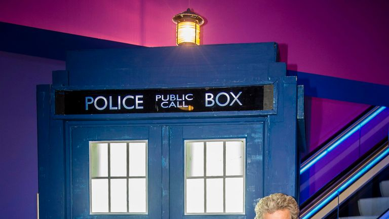 Peter Capaldi has said he will stand down from Doctor Who at the end of the year