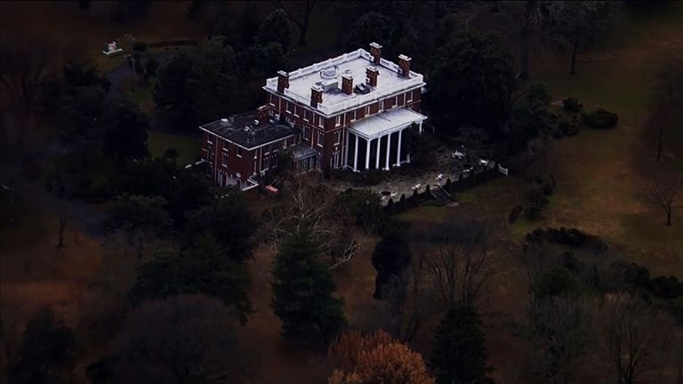 Barack Obama labelled this 45-acre compound as a 'spy nest' and expelled the Russian diplomats inside