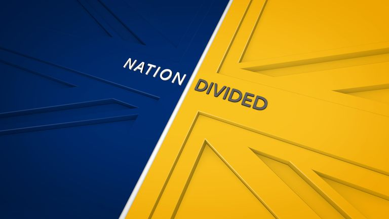 Nation Divided