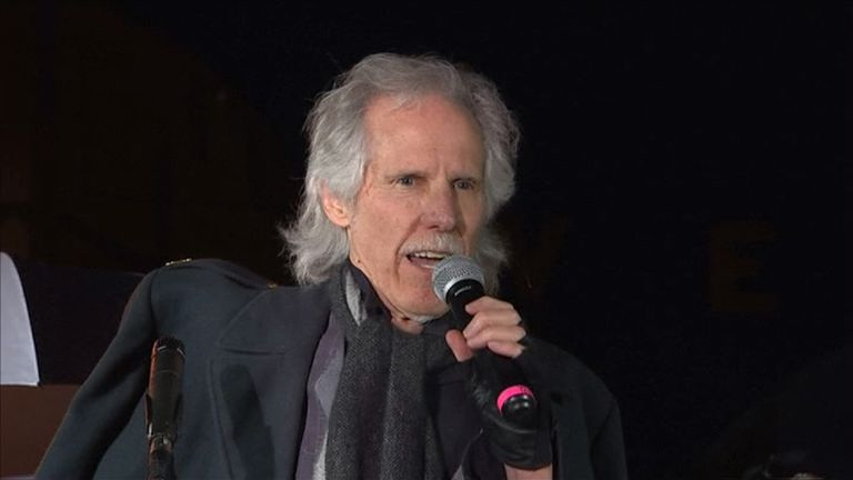 John Densmore is one of two surviving members of The Doors