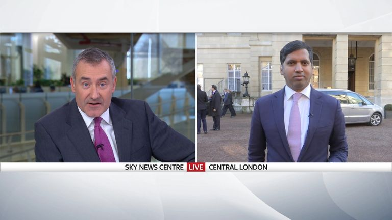 Sky's Faisal Islam provides with analysis after May's speech on her Brexit plan