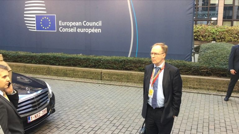Sir Ivan Rogers has stepped down early