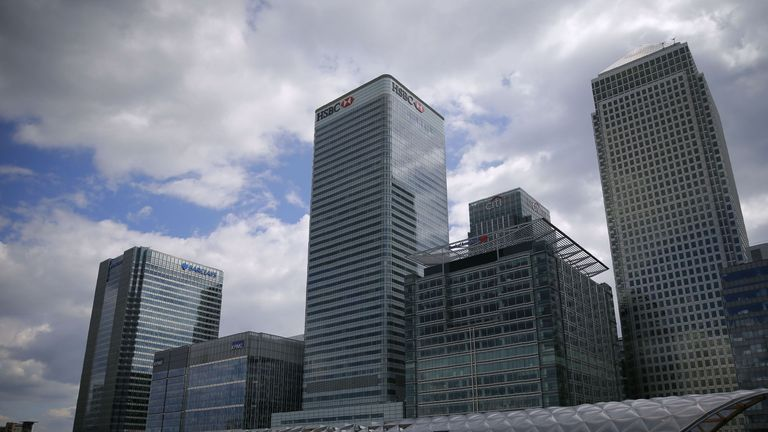 HSBC closing 62 more UK branches to create 'sustainable