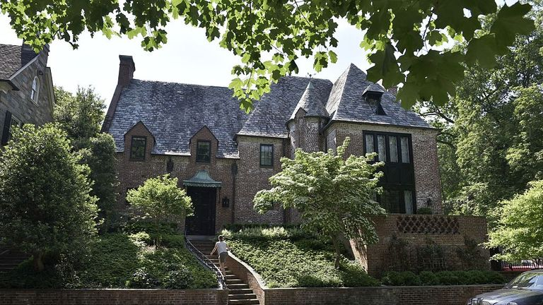 The house the Obamas are expected to live in after leaving the White House