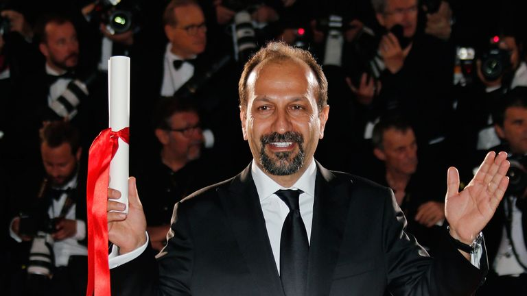 Director Asghar Farhadi might be unable to attend the Oscars