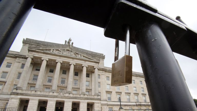 The future of the Northern Ireland administration is uncertain