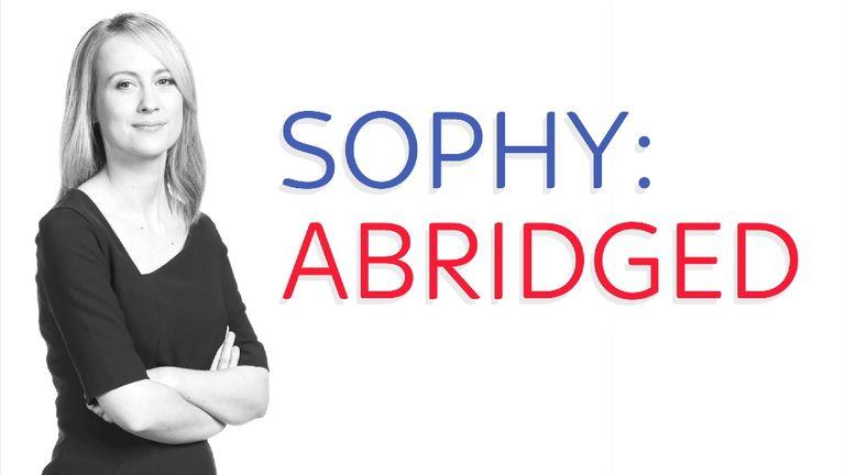 Sophy Ridge On Sunday: Abridged