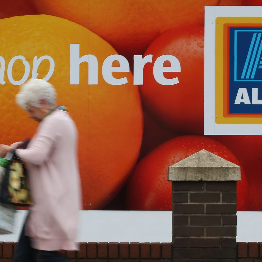 Aldi has 700 stores across the UK
