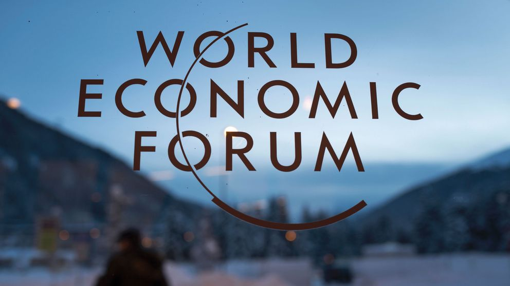 The Davos summit is held at the ski resport every January