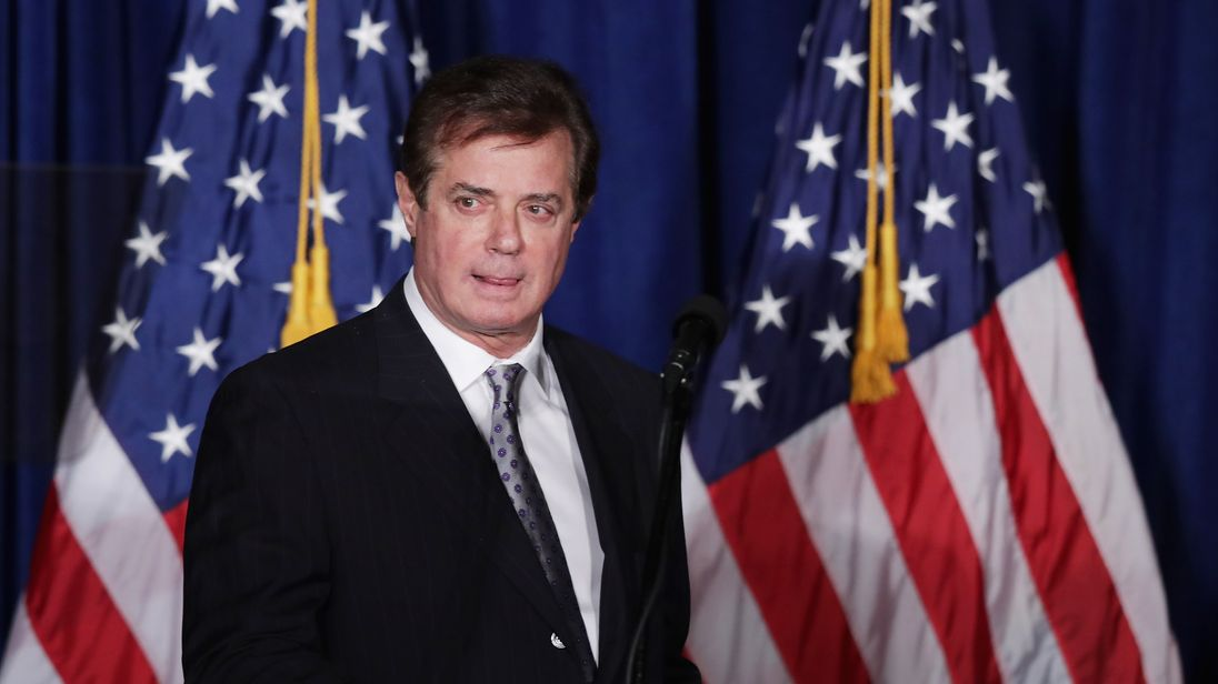 Russia Probe: Paul Manafort Indicted on Obstruction Charges