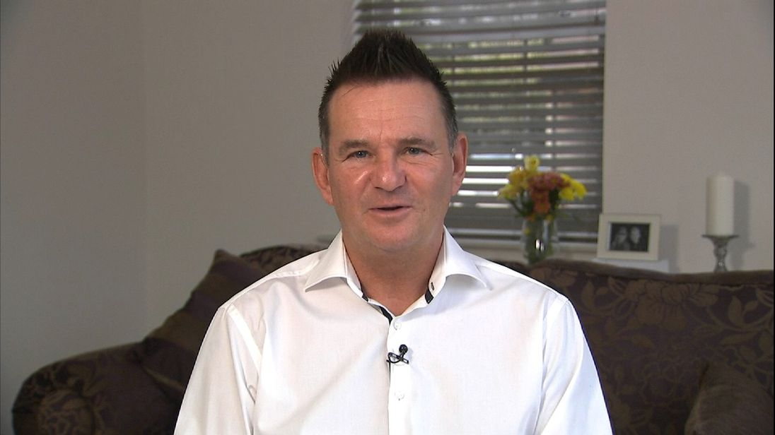 Manager of Sutton United Paul Doswell