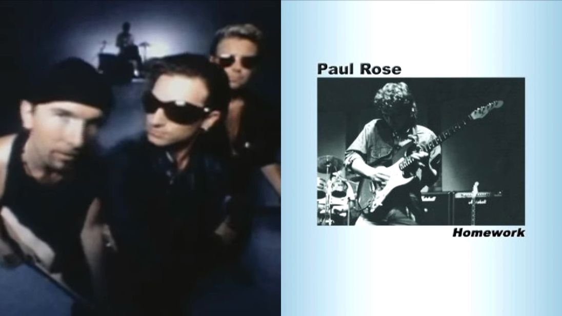 U2 are being sued by Paul Rose