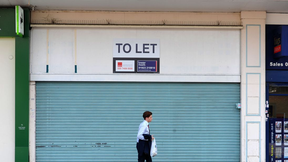 Businesses in London and the South East will be hardest hit by the business rate revaluation