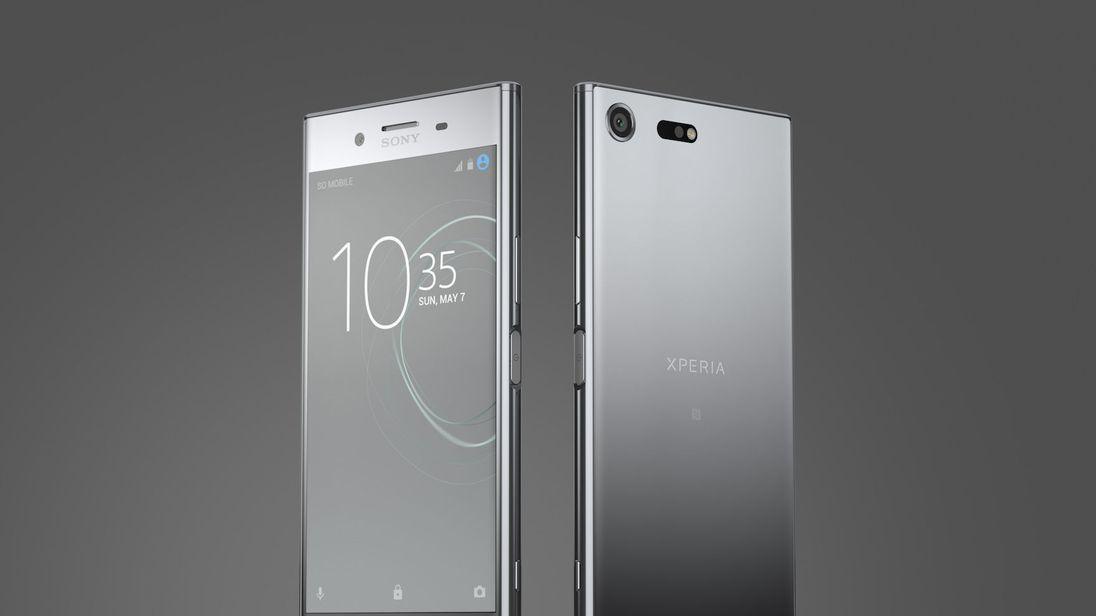 Sony's Xperia XZ Premium
