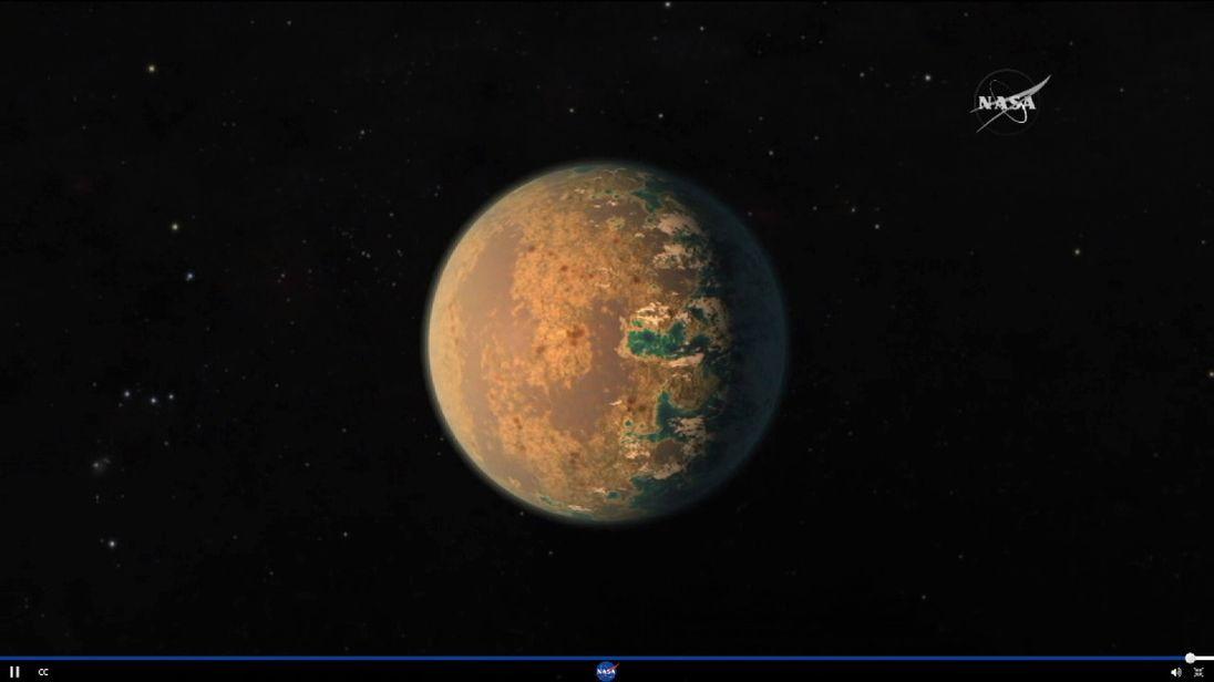 NASA new planets