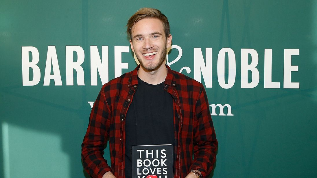 Felix Kjellberg is one of YouTube's biggest stars with 53 million subscribers
