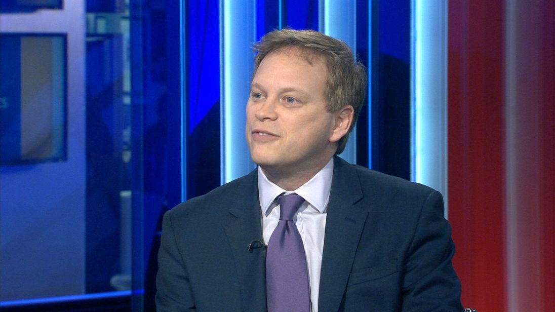Conservative MP and former minister Grant Shapps