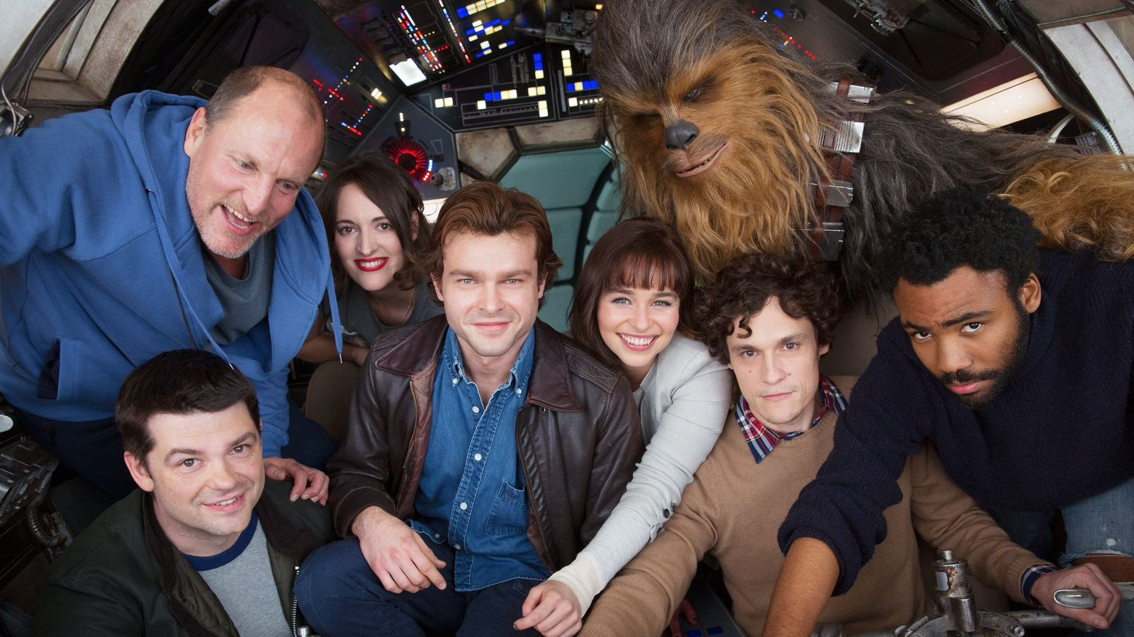 Star Wars: Han Solo spinoff plot revealed