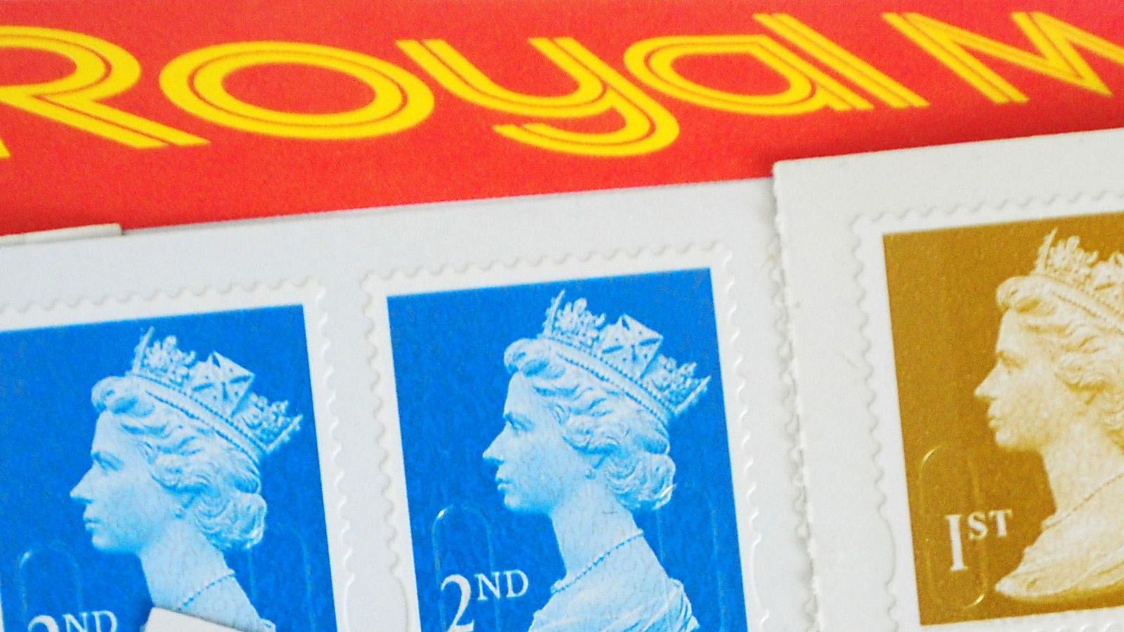 royal mail to increase stamp prices from next month business news sky news. Black Bedroom Furniture Sets. Home Design Ideas
