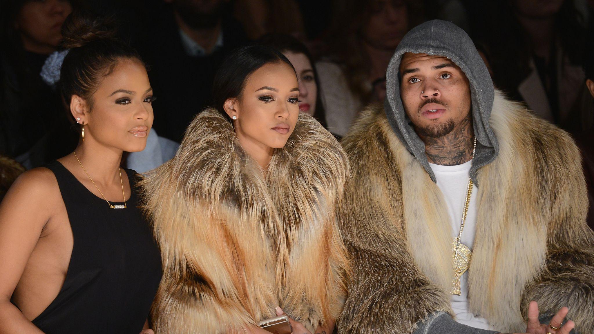 Chris Brown Threatened to Kill Ex-Girlfriend Karrueche