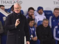 A fortnight later Ranieri silenced doubters as he secured a 2-1 win over champions Chelsea, a victory which took his team to the top of the Premier League