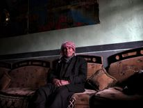 Hussein Khalaf Hilal said IS took him to the site to frighten him