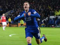 On 28 November 2015, Vardy became the first player to score in 11 consecutive Premier League games