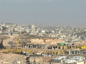 The Israeli government recently approved plans to build thousands of new homes on occupied territory