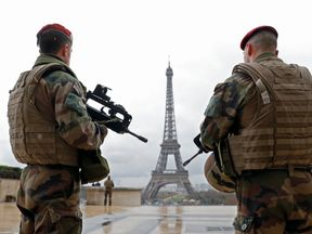 Eiffel Tower security to be intensified with the addition of a bullet-proof wall