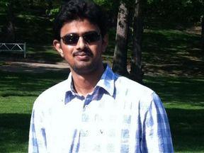 Srinivas Kuchibhotla.