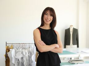 Samantha Cameron has launched a fashion line
