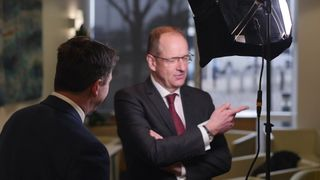 Sir Andrew Witty leaves GSK in the spring