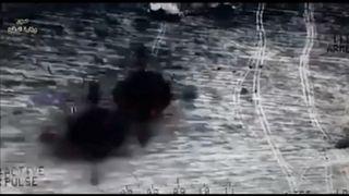 Airstrikes on Mosul
