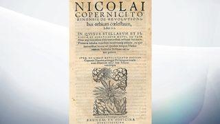 Nicolaus Copernicus's De Revolutionibus Orbium Coelestium