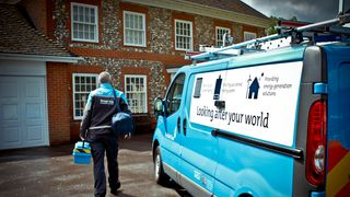 British Gas is the UK's largest household energy supplier