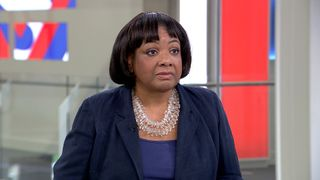 Diane Abbott MP told Sky's Sophy Ridge about the abuse she has received online