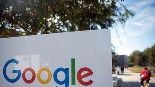 Googleplex in Menlo Park