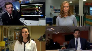 The NHS in Crisis: a day of coverage on Sky News across England.