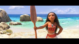 Disney's Moana-