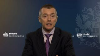 International Airlines Group chief executive Willie Walsh talks to Sky News