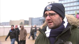 Football fans share their views about clamping down on homophobia in sport