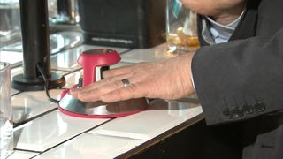 Biometric technology used to pay in shops and bars