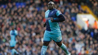 Wembley inspiration for Akinfenwa